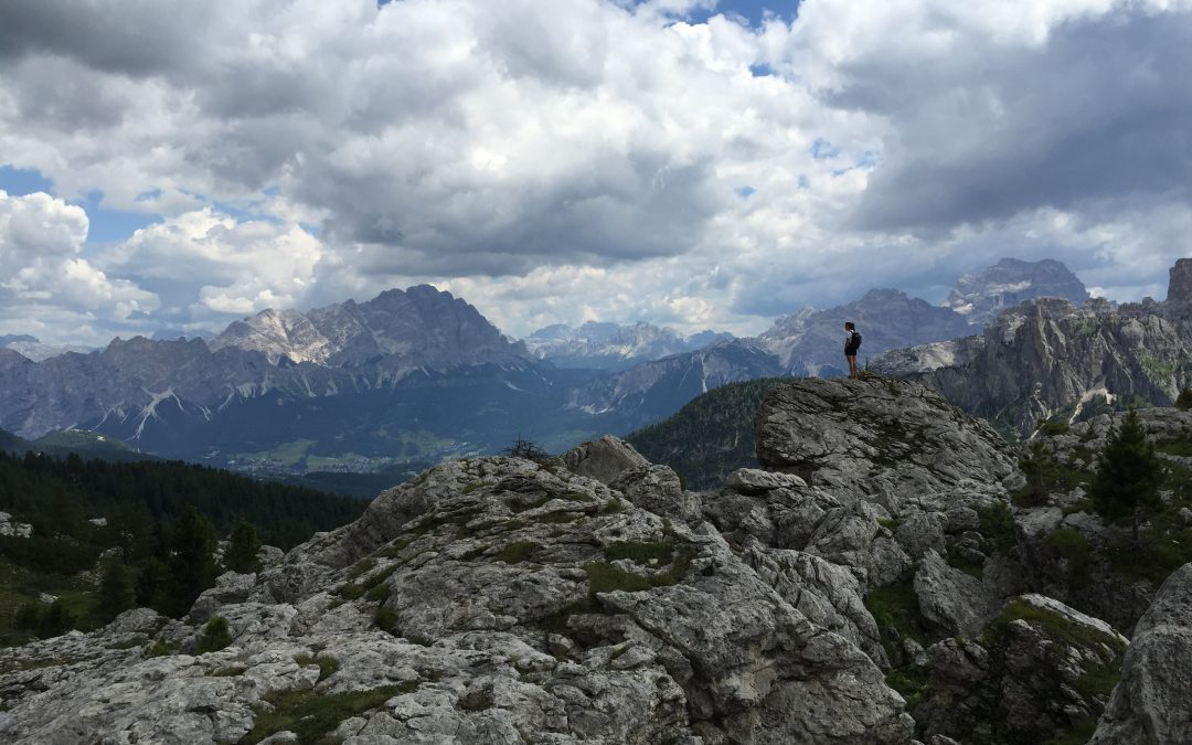 Two hikes in the Dolomites not to be missed