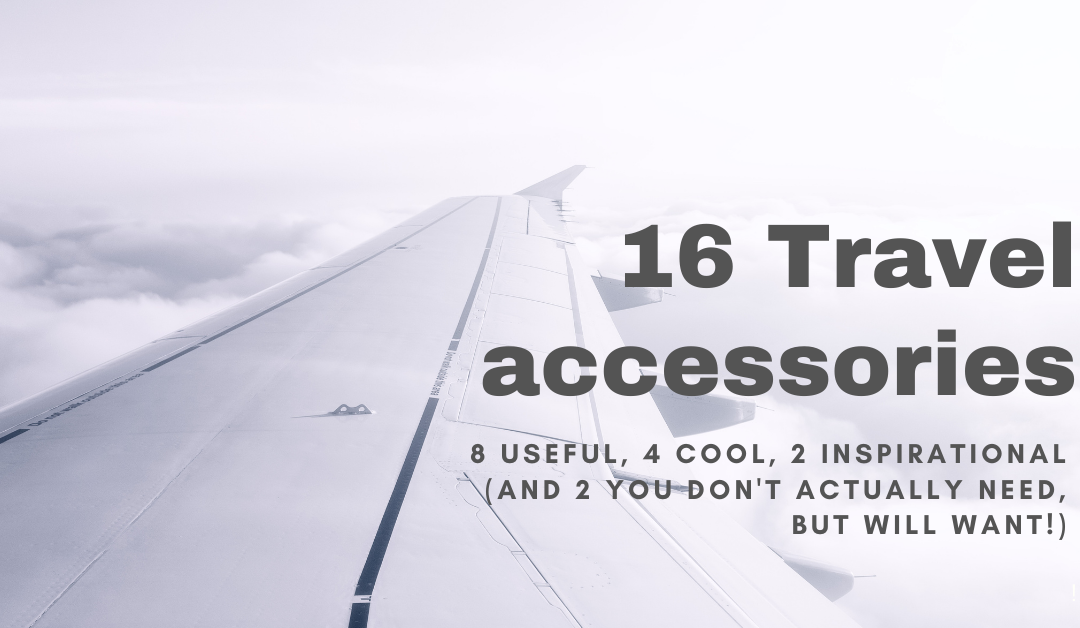 16 Awesome gifts for travelers